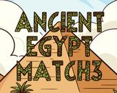Древний Египет: 3 в ряд