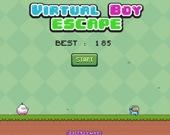 Побег виртуального мальчика