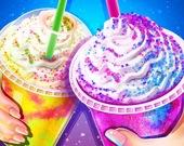 Радужное мороженое