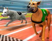 Собачьи бега 3D