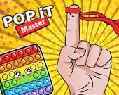 Мастер Pop it: игрушка-антистресс
