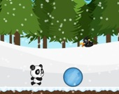 Новый бег панды