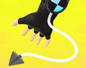 Человек-веревка 3D