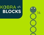 Кобра против блоков