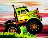 Найди отличия: Crazy Monster Trucks
