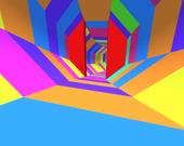 Цветной туннель