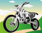 Самые Быстрые Мотоциклы: игра-пазл