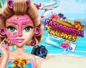 Мальдивские модницы