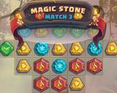 Магический камень делюкс: Три в ряд