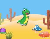 Приключения динозавров