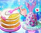 Торт-русалка от Шеф-повара