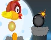 Стреляй в летящие яйца