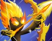 Стикмен - огненный стрелок