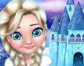 Дизайн дома для Ледяной принцессы