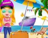 Пляжная одежда для летних каникул