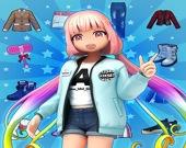 Создай 3D аватар стильной куклы