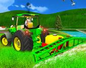 Симулятор индийского трактора