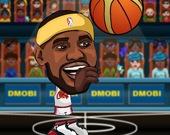 Легенды баскетбола: данк-битва