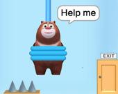 Спаси медведя