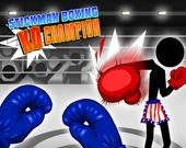 Стикмен: Чемпионат по боксу
