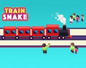Поезд-змейка