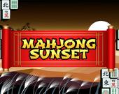 Маджонг Заход солнца
