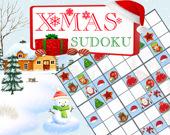 Рождественское Судоку