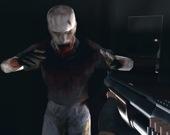 Нападение на охотника на зомби