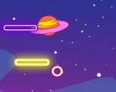 Неоновые прыжки в космосе