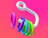 Сбрось кольца 3D