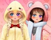 Стильные наряды для куколок