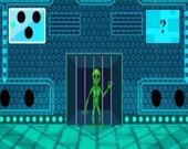 Побег зеленого пришельца