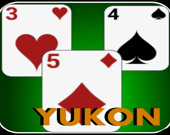 Пасьянс Yukon