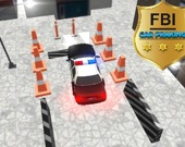 Парковка автомобилей ФБР
